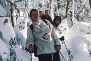 Raquette à neige Ariège groupe